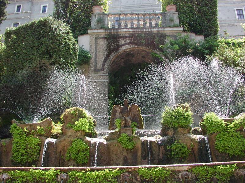 Tivoli Gardens Italy Ohh The Places I 39 Ve Been Pinterest